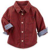 Oshkosh Baby B'gosh® Plaid Shirt in Red