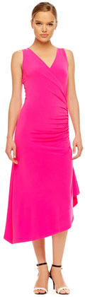 MICHAEL Michael Kors Ruch-Side Jersey Dress