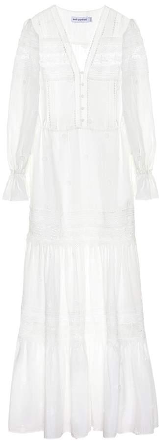 8fbd7ee8bbe Self-Portrait Maxi Dresses - ShopStyle