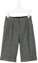 Dolce & Gabbana wide leg trousers - kids - Cotton - 4 yrs