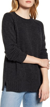 Caslon Cozy Crewneck Sweater