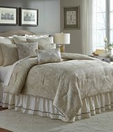 Veratex Valenti Medallion Jacquard Comforter Set