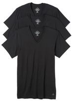 Calvin Klein Underwear 3 Pack Cotton Classic V-Neck T-Shirts