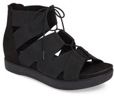Eileen Fisher Women's Link Lace-Up Sandal