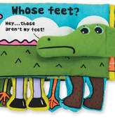 Melissa & Doug Who's Feet Soft Book