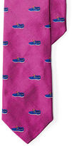 Polo Ralph Lauren Boat Shoe Silk Club Tie