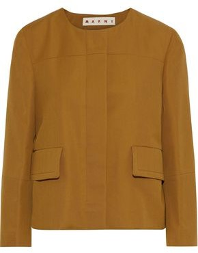 Marni Wool-twill Jacket
