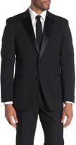Tommy Hilfiger Slim Fit Wool Blend Suit Separate Jacket