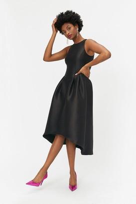 Coast Twill Full Midi Dress