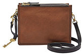 Fossil Campbell Colorblocked Cross-Body Bag