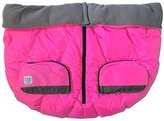 7 A.M. ENFANT Duo Double Stroller Blanket, Neon Pink by 7 A.M. Enfant