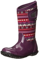 Bogs North Hampton Pattern Stripes Waterproof Insulated Boot