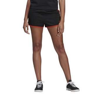 adidas Women's Shorts -Black/Craft Orange XLTG
