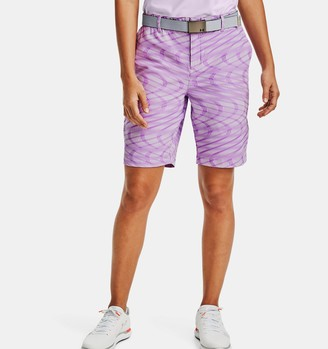 Under Armour Women's UA Links Printed Shorts