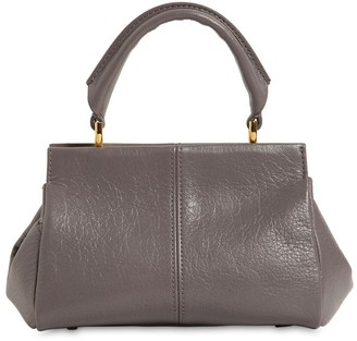 Marni Small Artz Leather Top Handle Bag