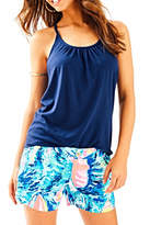 Lilly Pulitzer Blue Cali Shorts