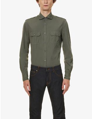 Corneliani Stretch-cotton T-shirt