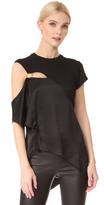 Esteban Cortazar Asymmetrical Top