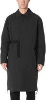 Robert Geller The Felix Nylon Coat
