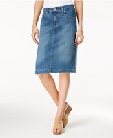 Style&Co. Style & Co Denim Skirt, Created for Macy's