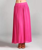 Peony Pocket Maxi Skirt