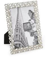 "Argento 5"" x 7"" Crystal & Faux Pearl Picture Frame"