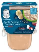 Gerber 3rd Foods® Lil' Bits® Cereal 2-pack 5 oz. Apple, Banana & 7 Grains