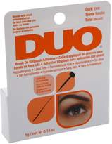 Duo Brush-On Striplash Adhesive Dark Tone 0.18 Ounce (5.3ml) (6 Pack)