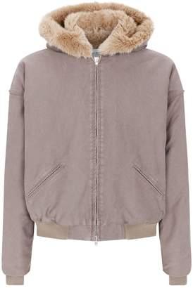 Fear Of God Faux Fur-Lined Hooded Jacket