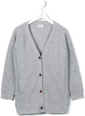 Morley Speckled Cardigan