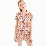 J.Crew Pajama short in watermelon print