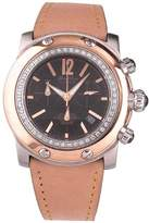 Glam Rock Ladies 'Watch Chronograph XL Leather GR10136D1
