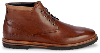 Cole Haan Raymond Grand Leather Chukka Boots