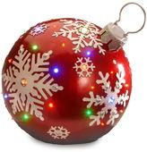 National Tree Company 18-in. Pre-Lit Ornament Indoor / Outdoor Christmas Decor