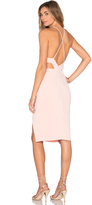 Endless Rose Cutout Woven Dress