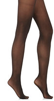Fogal Women's Semi-Opaque Tights-Dark brown, Black
