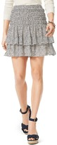 Tommy Hilfiger Final Sale-Island Flounce Skirt