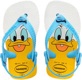 Havaianas Baby Donald flip flops