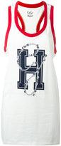 Tommy Hilfiger oversized logo vest