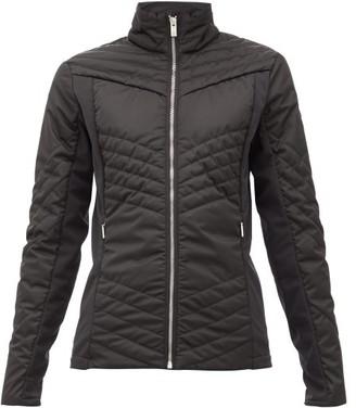 Fusalp Vici Quilted-shell Ski Jacket - Black