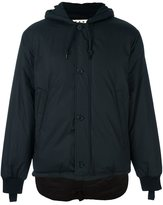 Marni padded jacket - men - Cotton/Feather Down/Polyester - 50