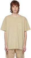 John Elliott Tan Loose Stitch Pocket T-Shirt