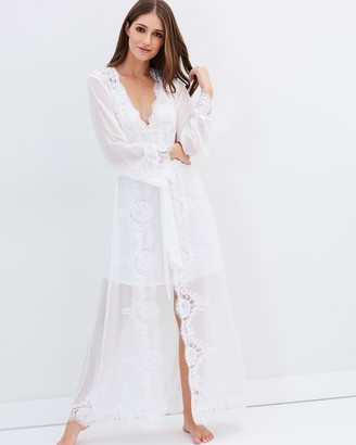 Homebodii Helena Long Robe