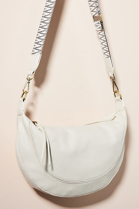 Urban Originals Luna Slouchy Crossbody Bag By in Black