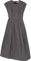 Jil Sander Radzmir Midi Dress - Gray