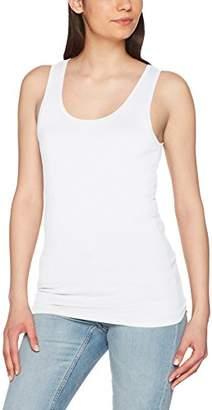 Fat Face Women's Sophie Vest Top, White