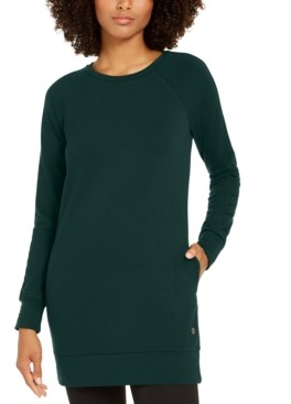 Ideology Long Sleeve Tunic, Created for Macy's