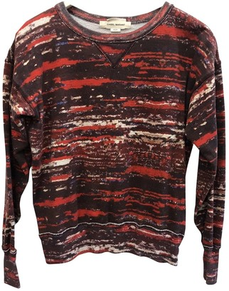 Isabel Marant Pour H&m Red Cotton Top for Women