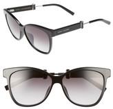 Marc Jacobs Women's 55Mm Sunglasses - Black