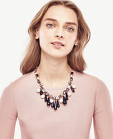 Ann Taylor Geometric Statement Necklace